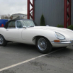 1961 Jaguar E-Type OTS flat floor